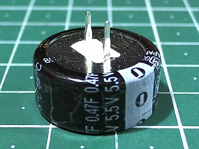 Ионистор EECF5R5H474
