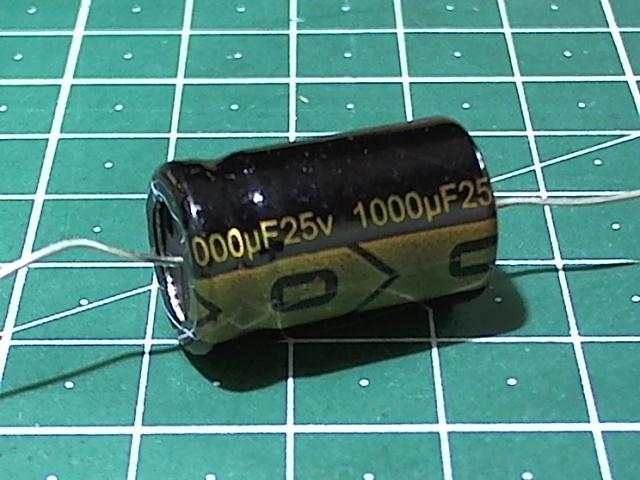 1000мкФ 25В Supertech