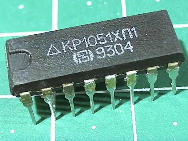 КР1051ХЛ1 (MAS1008)