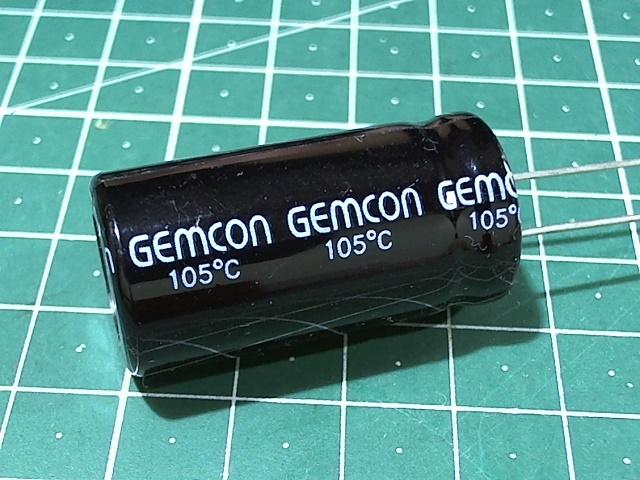 15000мкФ 16В Gemcon