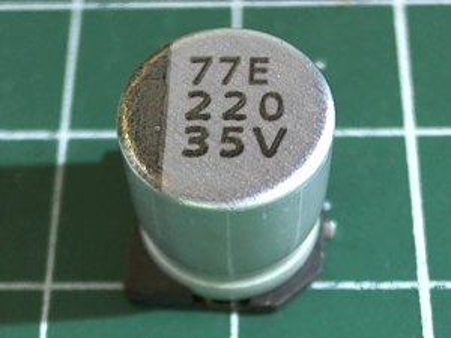 220мкФ 35В