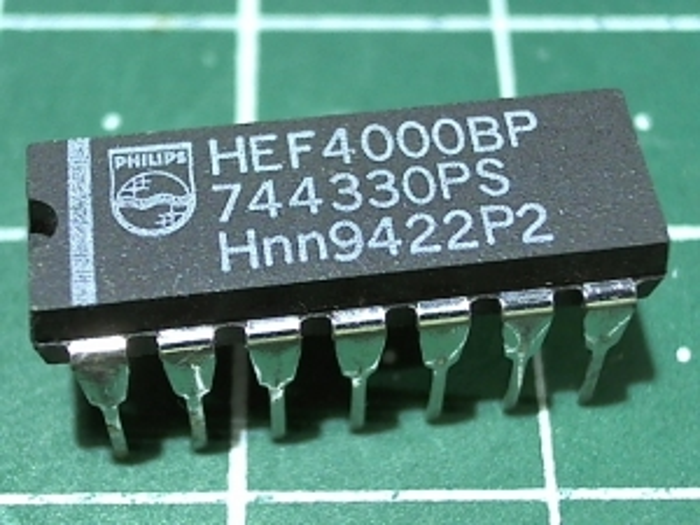 HEF4000BP (1561ЛП4)