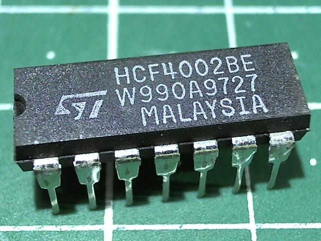 HCF4002BE (1561ЛЕ6)