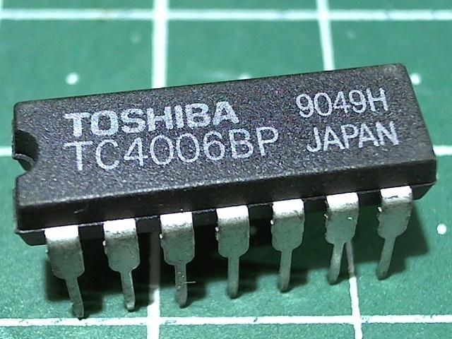 TC4006BP (1561ИР1)