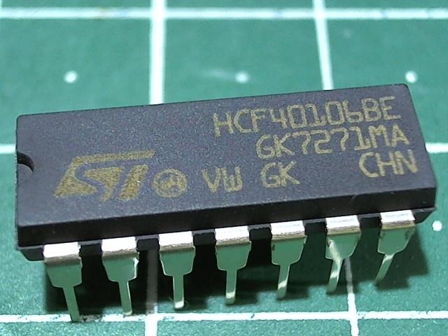 HCF40106BE