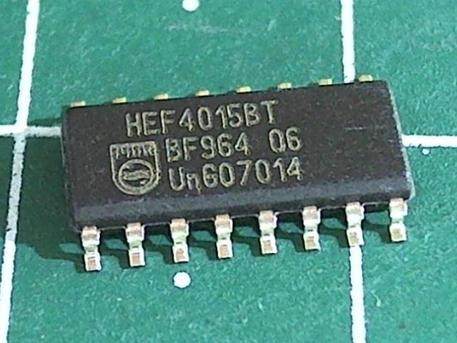 HEF4015BT (1561ИР2)