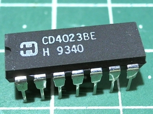 CD4023BE (1561ЛА9)