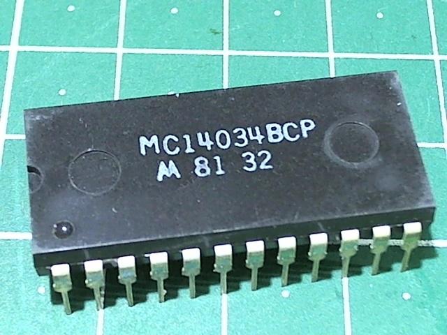 MC14034BCP (1561ИР6)