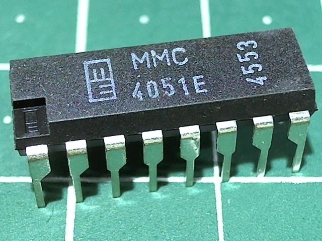 MMC4051E (561КП2)