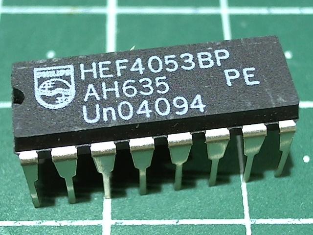 HCF4053BP (1561КП5)