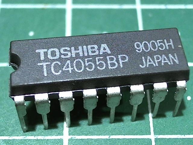 TC4055BP (1564ИД4)