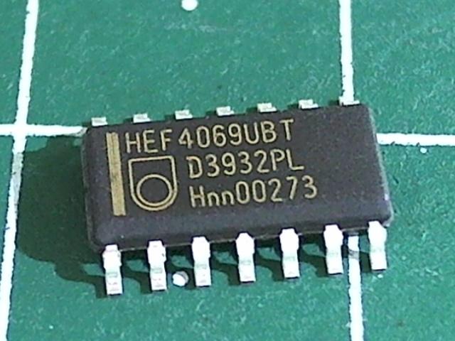 HEF4069UBT (1561ПУ7)