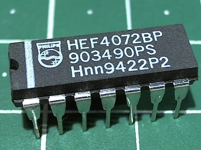 HEF4072BP