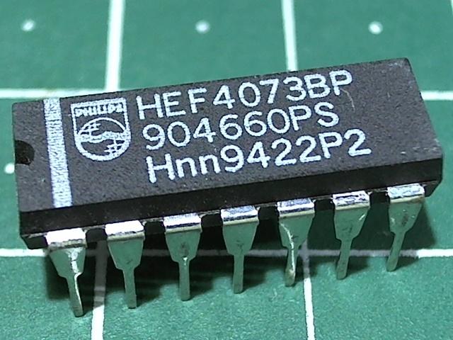 HEF4073BP