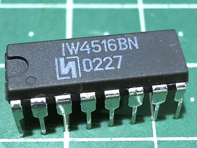 IW4516BN (561ИЕ11)