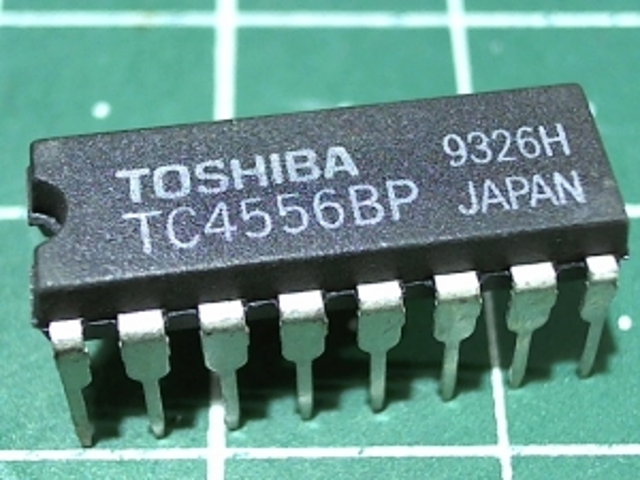 TC4556BP (564ИД7)