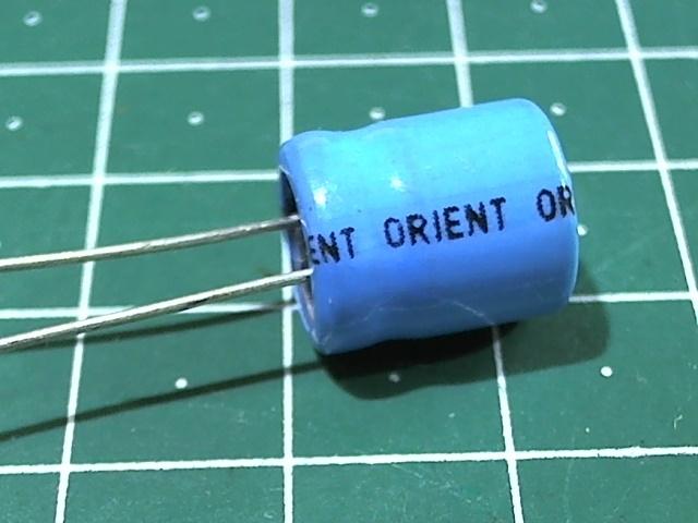 470мкФ 16В Orient