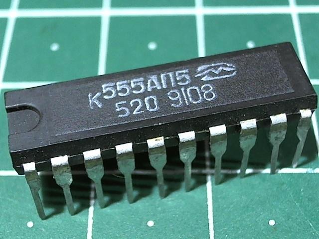 К555АП5 (74LS244)