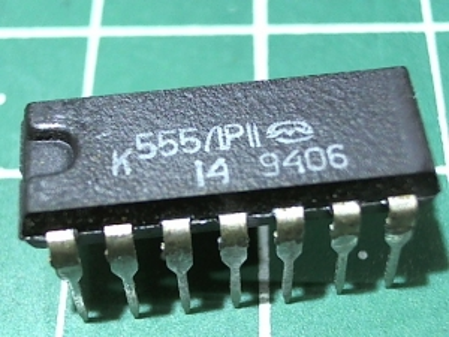 К555ЛР11 (64LS51)