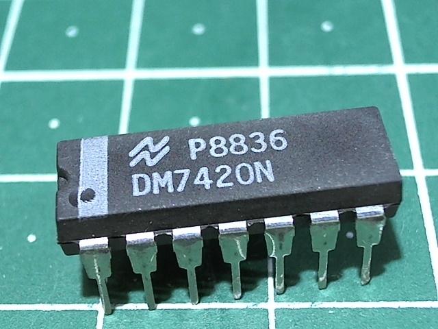 DM7420N (К155ЛА1)