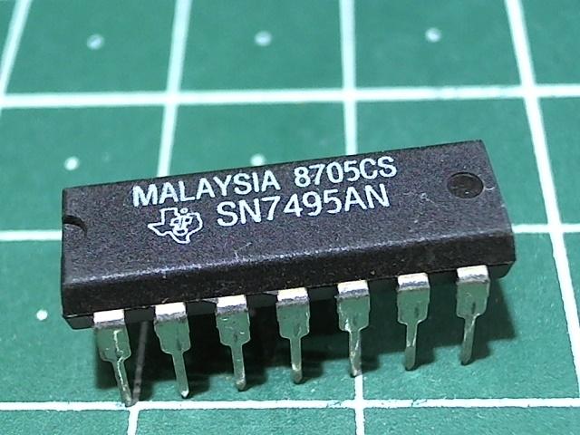 SN7495AN  (К155ИР1)