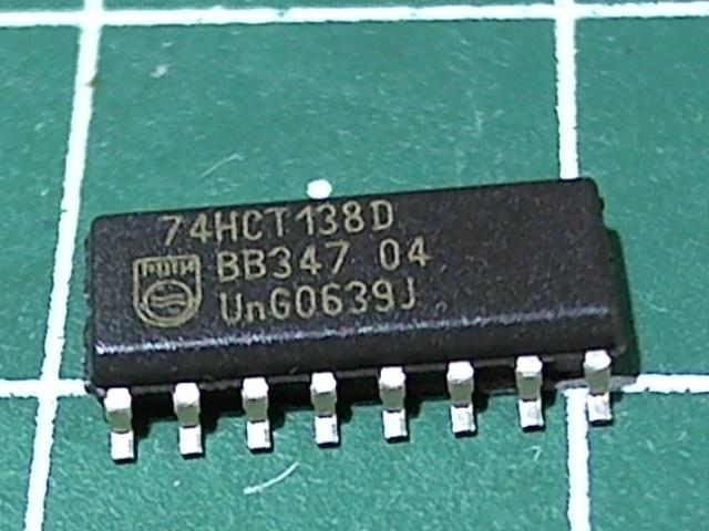 74HCT138D