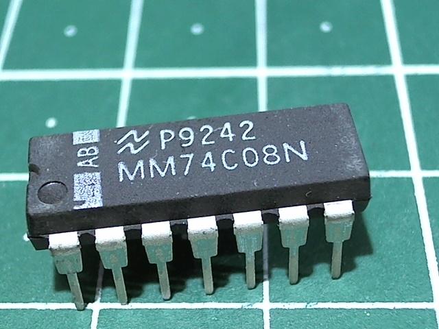 MM74C08N (ЛИ1)