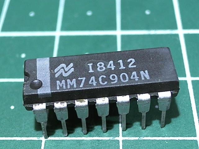 MM74C904N