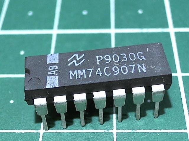 MM74C907N