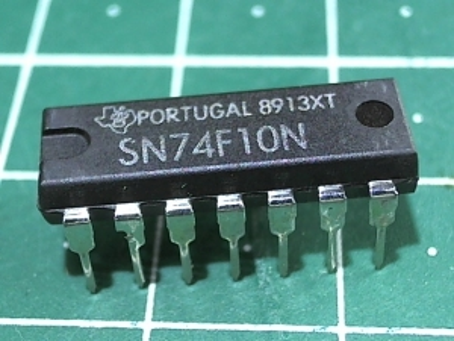 SN74F10N (1531ЛА4)