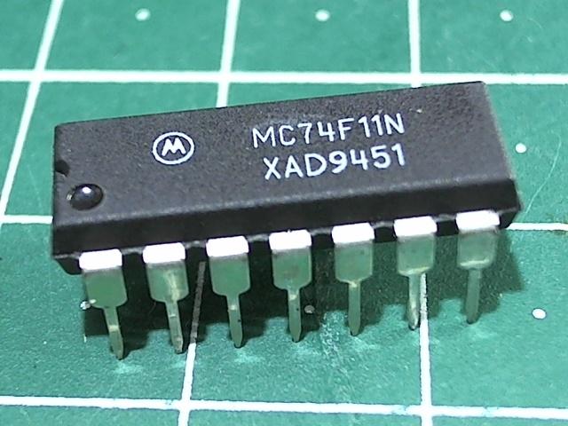 MC74F11N (1531ЛИ3)