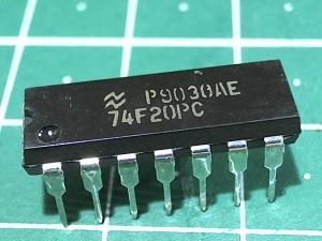 74F20PC (1531ЛА1)