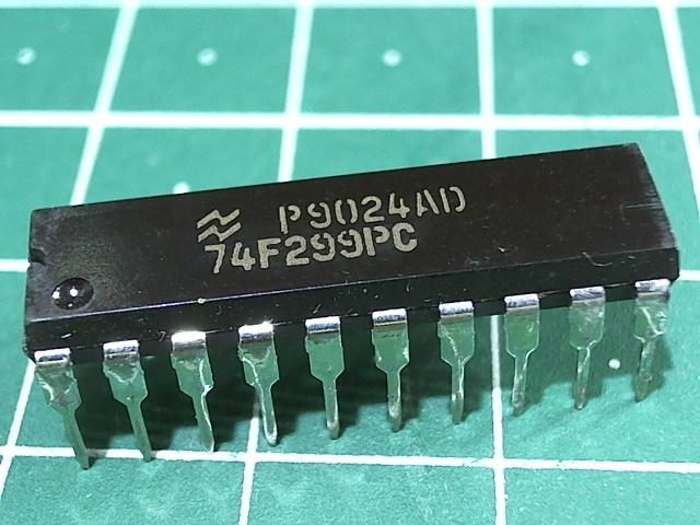 74F299PC (1531ИР24)