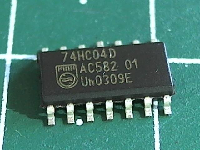 74HC04D (1564ЛН1)