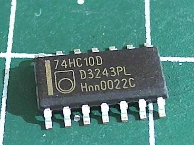 74HC10D (1564ЛА4)
