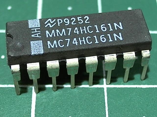 74HC161N (1564ИЕ10)