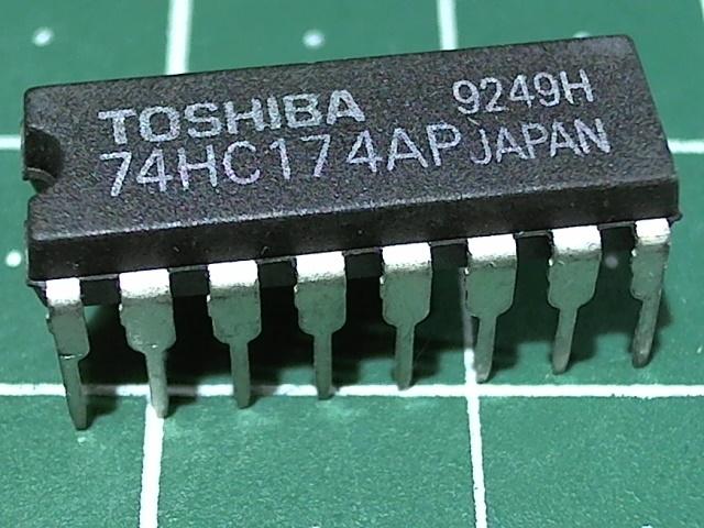 74HC174AP (1564ТМ9)