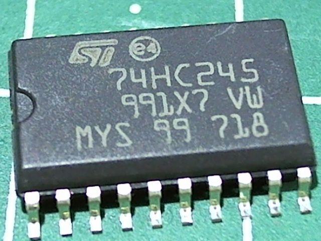 74HC245D (1564АП6)