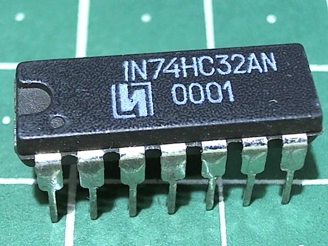 IN74HC32AN (1564ЛЛ1)