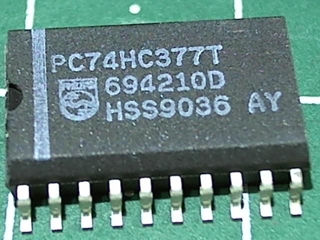 74HC377T (1564ИР27)