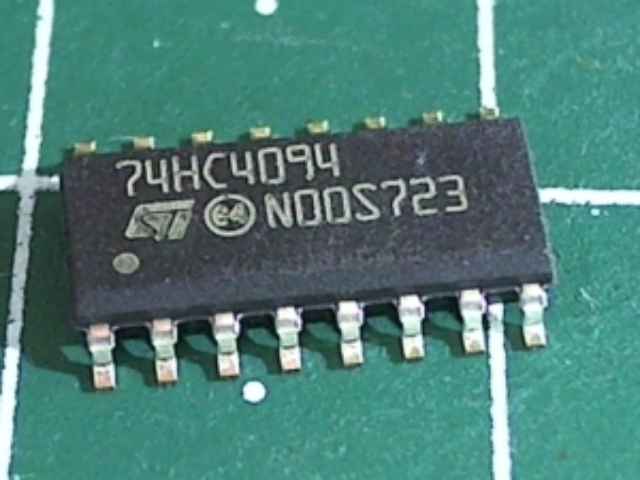 74HC4094D