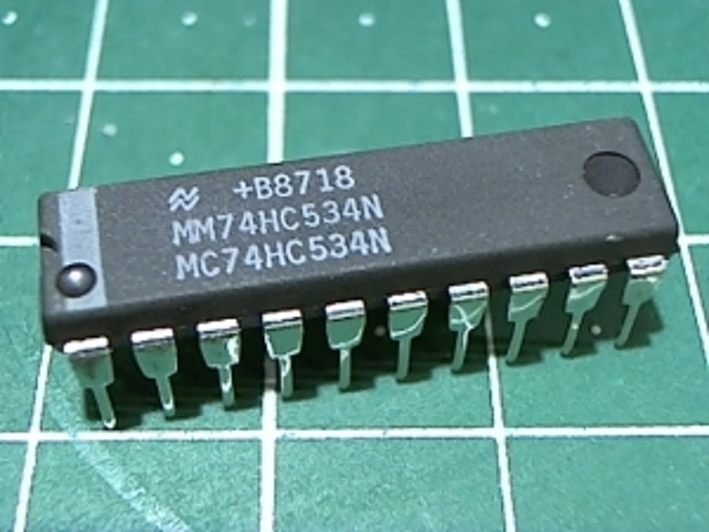 74HC534N (1564ИР41)