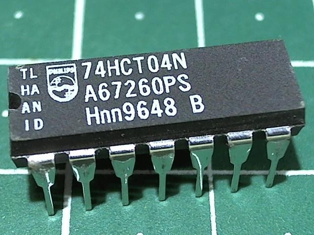 74HCT04N (ЛН1)