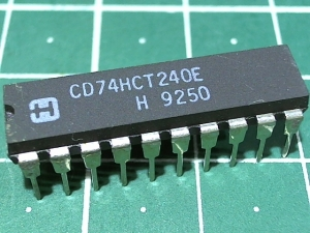 CD74HCT240E (АП3)