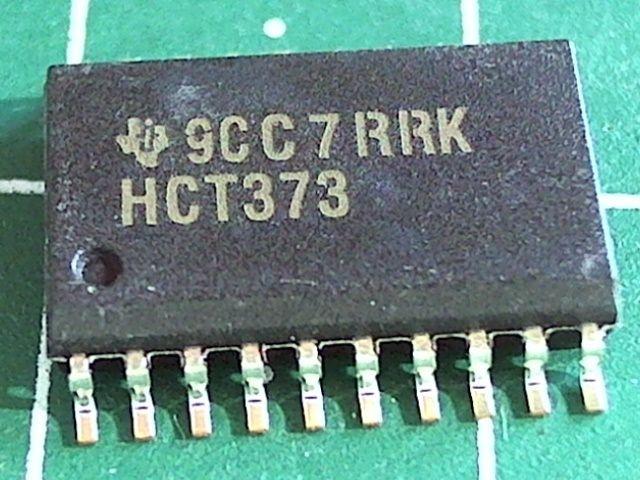 74HCT373D (ИР22)