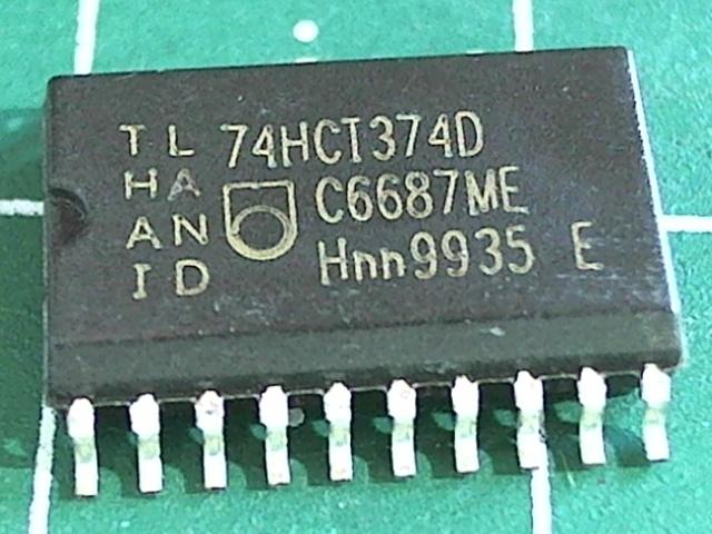 74HCT374D (ИР23)