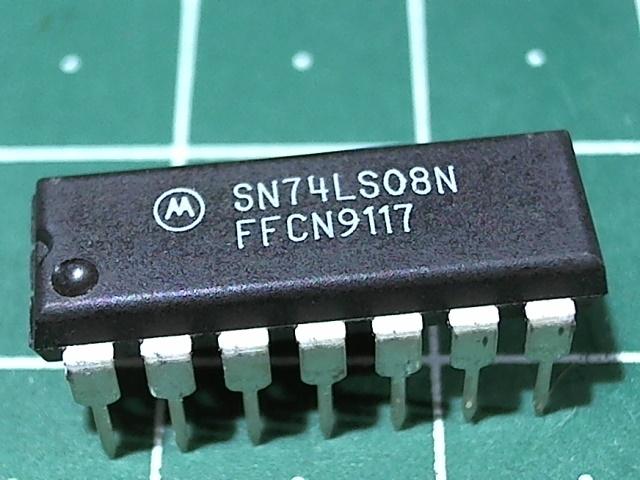 SN74LS08N (555ЛИ1)