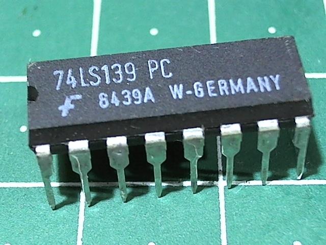 74LS139PC (555ИД14)