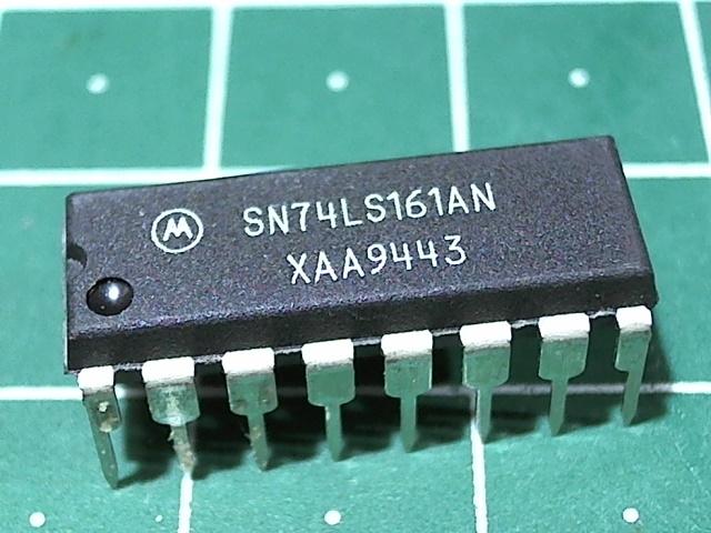SN74LS161AN (555ИЕ10)