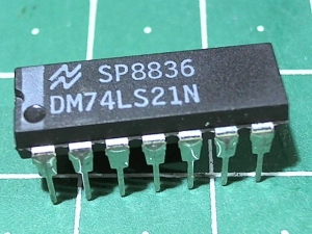 DM74LS21N (555ЛИ6)